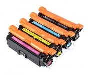 TONER COMPATIBILE HP CF 402X ALTA CAPACITA' GIALLO